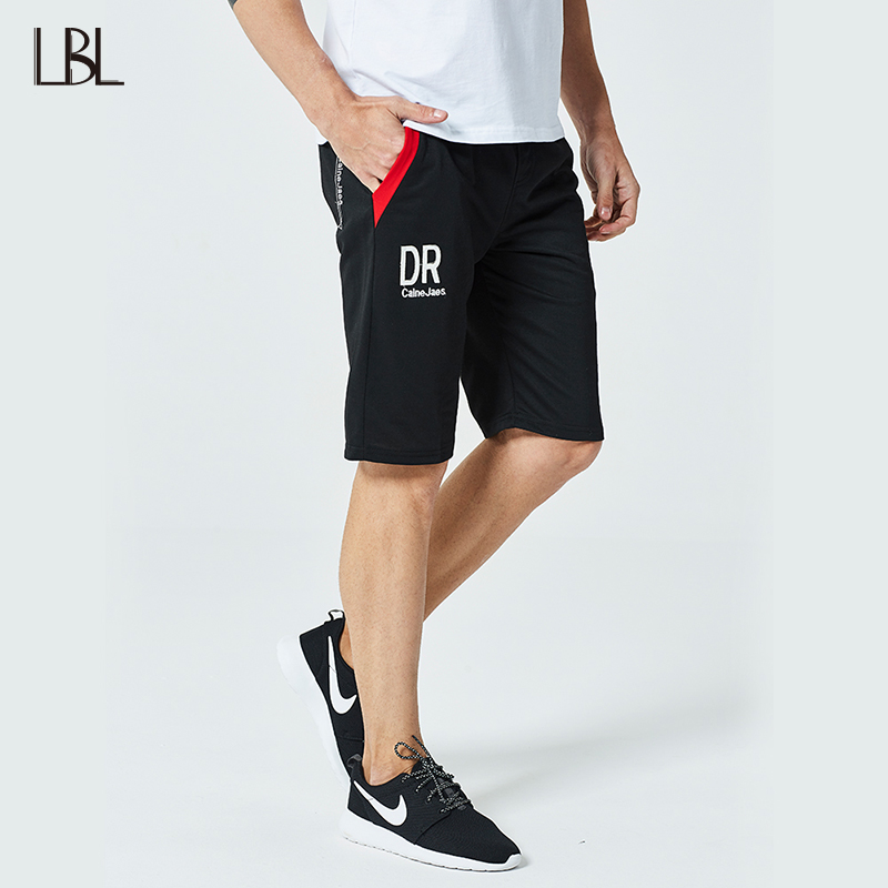 Fashion Mens Beach Shorts New Short Sweatpants jogger Loose Mens sportswear clothes Elastic Waist Casual Trousers Big Size 5XL