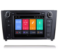 2019 4G LTE 7Inch Android 9.1 Two Din Car DVD Player Stereo System For BMW E81 E82 E88 1 Series 120 4G RAM WIFI Radio FM GPS 3G