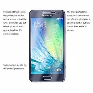 Image 4 - 2 sztuk szkło hartowane do Samsung Galaxy A3 2015 folia ochronna do Samsung A3 2015 Film do Samsung Galaxy A3 2015 szkło HATOLY