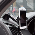 Suck Holder Sticky Car Holder For Iphone 6 5s 4 Glass Stand Support Rotatable Bracket For Samsung GPS Mobile Phone Car Holder