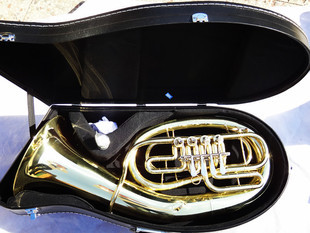 Музыкальный инструмент качество краски золото b 4 ключ баритон 4 ключ большой