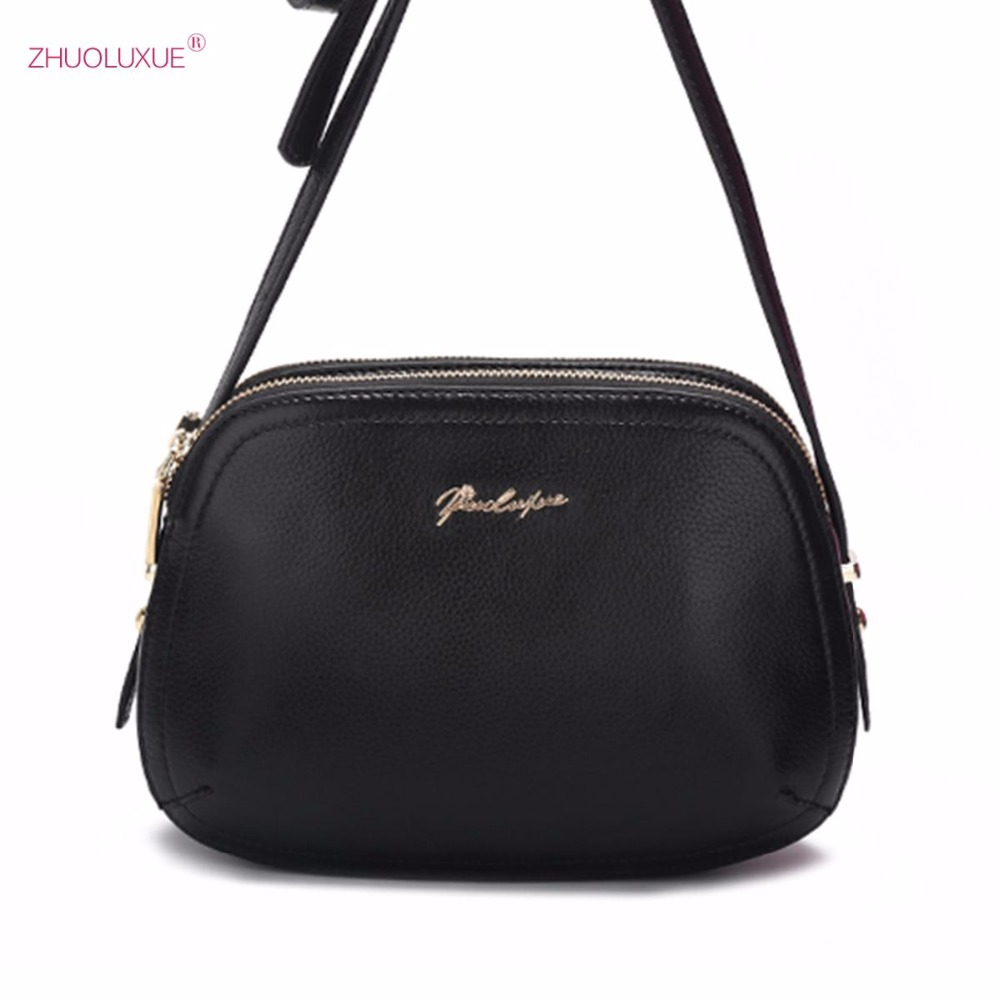 NEW Brand Design Fashion Casual Genuine Cow Leather Women Girls Ladies Small Shoulder Cross body Bags 2015 brand new golden goose casual fashion genuine leather women