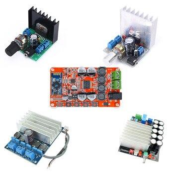 Усилить модуль аудио компонентный усилитель, TDA7297 (TDA7297 15 W + 15 W), TDA2030A, TDA8954, TDA7492, TDA7492P
