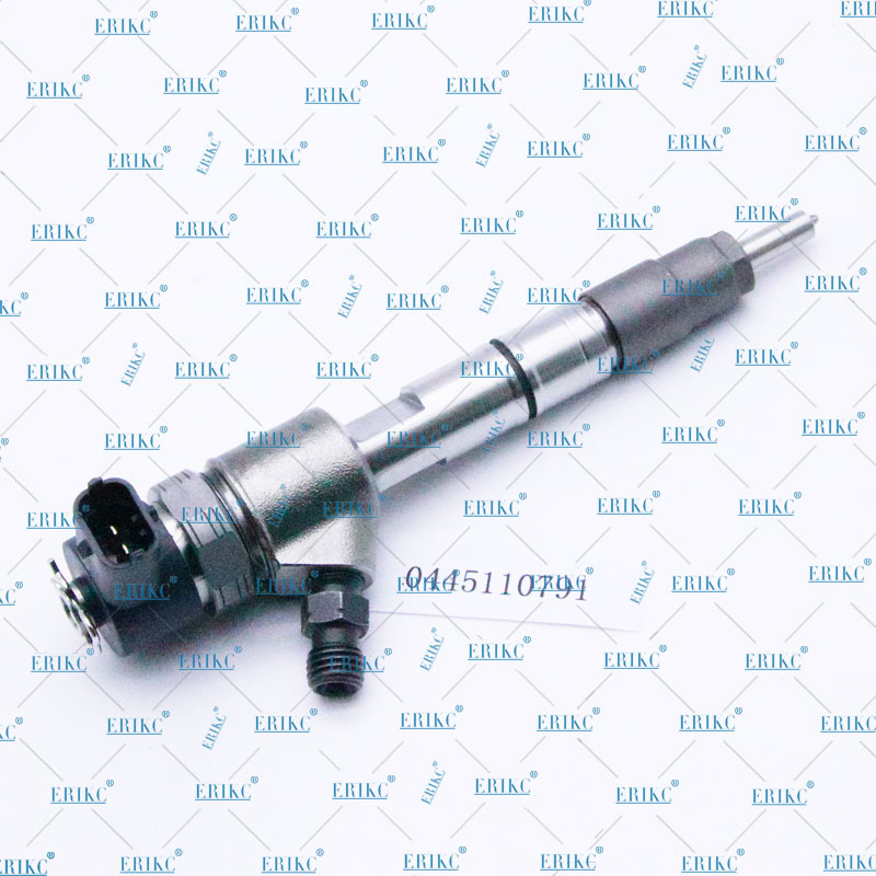 все цены на ERIKC Common Rail Fuel Injection Nozzle 0445 110 791 Diesel Injector 0445110791 Genuine Injector 0 445 110 791