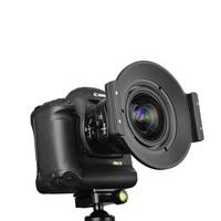 NiSi 150mm Square Filter Holder For Canon TS E 17mm Tilt Shift Lens Pro Aviation Aluminum Quick Release System