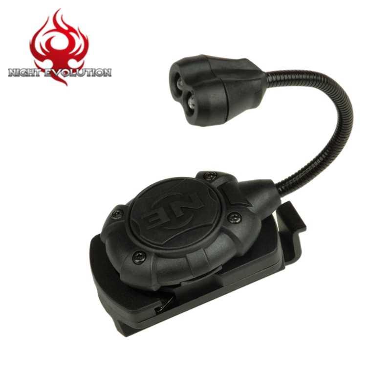 RED IR Night Evolution MPLS 2 Modular Personal Lighting System Helmet LED TAN