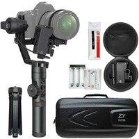 Zhiyun кран 2 (получить бесплатный Servo Follow Focus) 3 оси ручной карданный стабилизатор для Canon Nikon sony DSLR Камера весом 1,1 7lb
