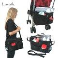 LARATH Melhor Efeito de Isolamento Multifuncional Saco Do Bebê saco Copo Universal Organizador Carrinho de Bebê Carrinho de bebê Acessórios