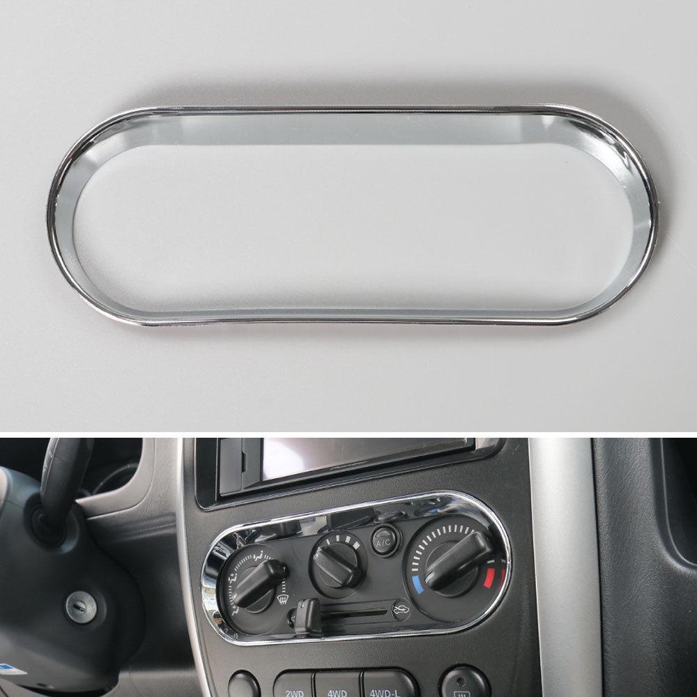 ABS Interior Front Pillar Frame Trim Cover For Suzuki Jimny 2007-2017  2pcs