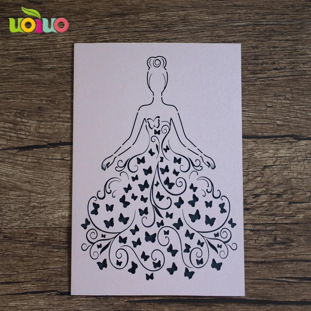 jolie carte d invitation d anniversaire en dentelle pour fille modele de carte de vœux promotion