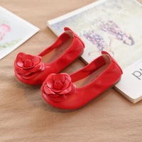 Fancy Girl Children Toddler Kid Shoes Princess Girls Shoes Bow Flat Dress Party Size 21 35 Fashion Luxury Shoes Brand 2019