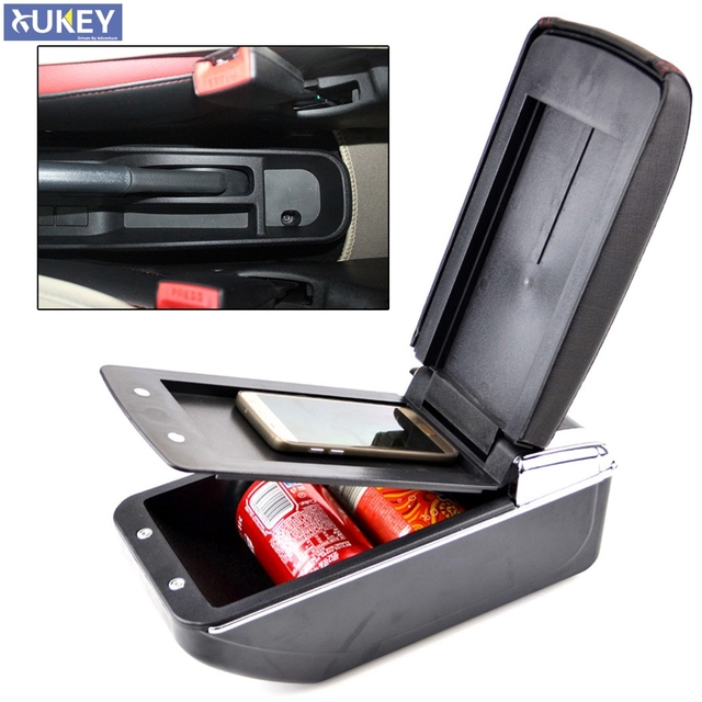 Arm Rest For Toyota Yaris Vitz Echo 1998 2005 Dual Layer Armrest Center Console Storage Box Cup Holder 2000 2001 2002 2003 2004