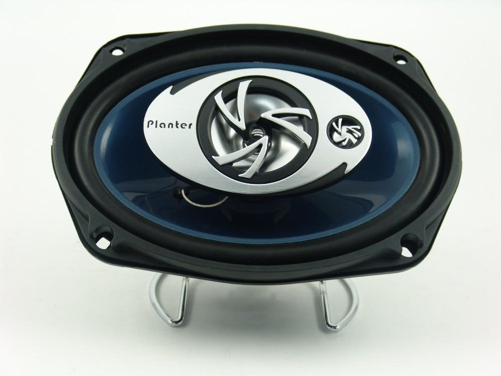 PLANTER TS-6971E 3-Way Coaxial Car Speaker 6x9 New Grand Touring Series (Pair) 6X9 кашпо для цветов ive planter keter 17196813