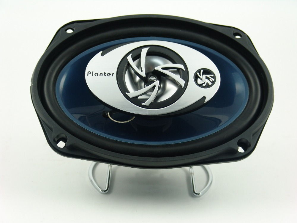 Car Speakers | PLANTER TS 6971E 3 Way Coaxial Car Speaker 6×9 New Grand Touring Series (Pair) 6X9