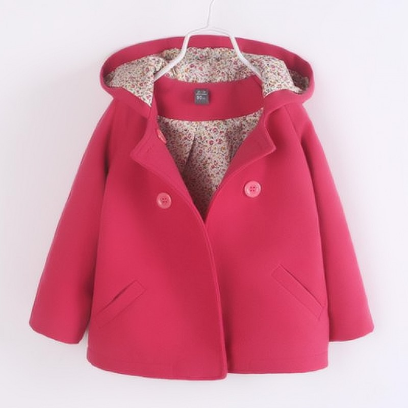 Popular Kids Pink Leather Jacket-Buy Cheap Kids Pink Leather ...