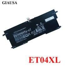 GIAUSA Genuíno ET04XL bateria Do Portátil para HP x360 1020 G2 HSTNN-IB7U 915030-171 EliteBook 915191-855 915030-1C