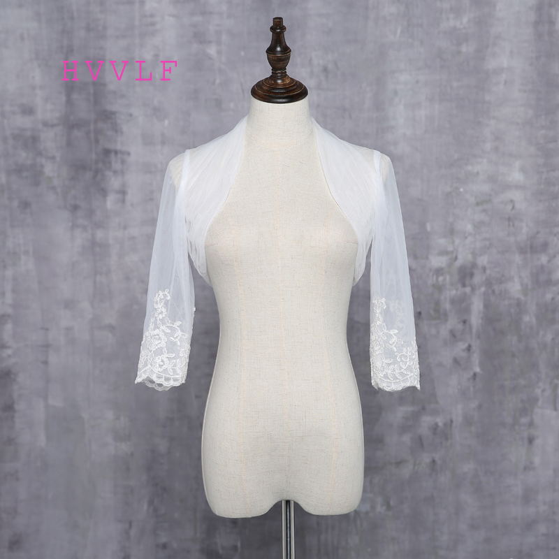 2019 Warm Faux Fur Long Sleeve Ivory Bolero Wedding Wrap Shawl Bridal Jacket Accessories