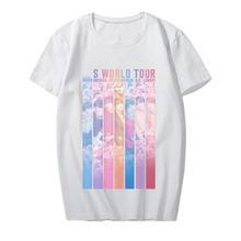 Pastel Rainbow Photo T-Shirt