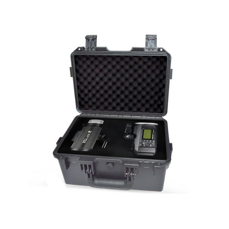 SQ3321 Engineering PP Security Carrying Computer Case With Foam