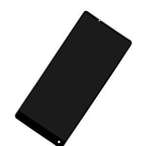 Image 4 - 6,0 дюймов Vernee Mix 2 ЖК дисплей Дисплей + сенсорный экран Экран + рамка 100% оригинал испытания планшета Стекло Панель Замена для Mix 2