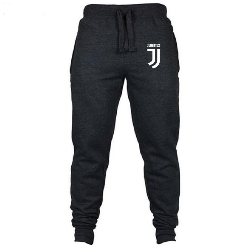 Brand Male Trousers Juventus Sweatpants Men Leisure Men's Fitness Bodybuilding Casual Pants Fitness Homme Outwear Joggers