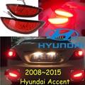 car-styling,Accent Breaking light,2012~2014,led,Free ship!2pcs,Accent rear light;car-covers,Accent tail light,ix35,ix45,solaris