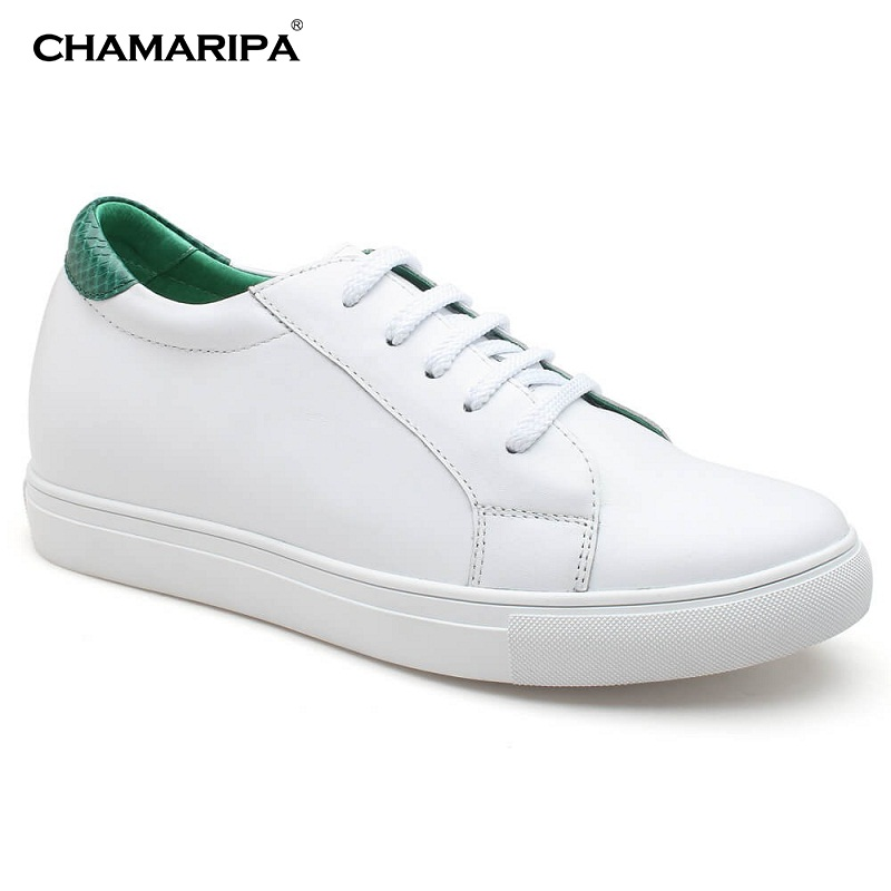 CHAMARIPA  Increase Height 6cm/2.36 inch Classic Elevator Shoes Men Hidden Heel Taller Board Shoes Canvas H72C55K123D кастрюля taller tr 1083