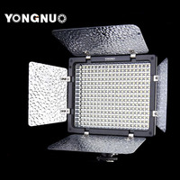 Yongnuo YN 300 LED Camera Video Light Lamp Illumination Dimming Photography Light for Canon Nikon Camera + Remote Control