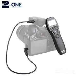 Image 5 - YouPro MC 292 E3 Wireless Shutter Timer Remote for Canon Rebel T7i T6s T6 T6i T5i T5 T4i T3i T3 T2i T1i EOS M6 M5 RS 60E3