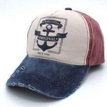 1 шт., новинка, бейсболки со старым отверстием, весна-осень, шляпа пирата для женщин и мужчин, хлопковые шапки для взрослых, Снэпбэк, 5 цветов, 8509