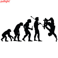Evolution Of Skateboarding Car Stickers Personalized Motorcycle Vinyl Decals