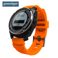 Greentiger GPS Outdoor S928 Smart Watch Heart Rate Monitor Smart Wristband Sport Smartwatch for Android IOS Phone