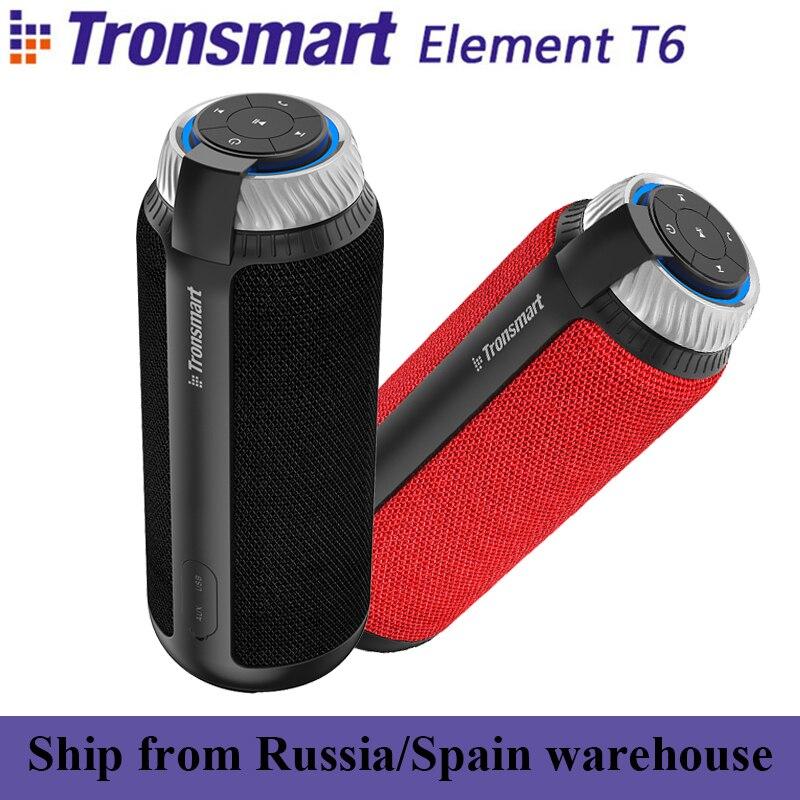 [В наличии] Tronsmart элемент T6 Динамик Bluetooth 4.1 Беспроводной Саундбар аудио приемник Мини Колонки USB AUX для музыки MP3-плееры