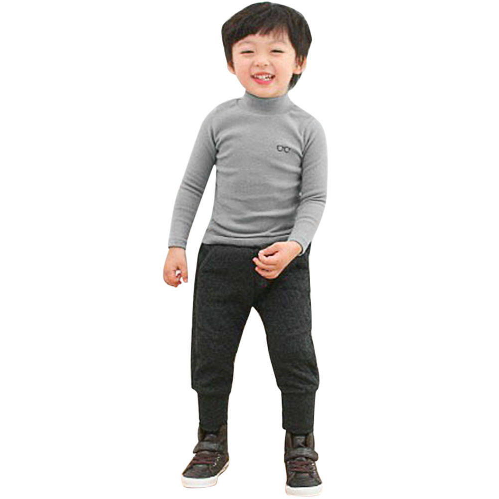 Kids-Children-Long-Sleeve-T-shirt-Glasses-Print-Turtleneck-Boys-Girls-T-shirt-Tops-Kids-Clothes-2-7-Years-High-Quality-4