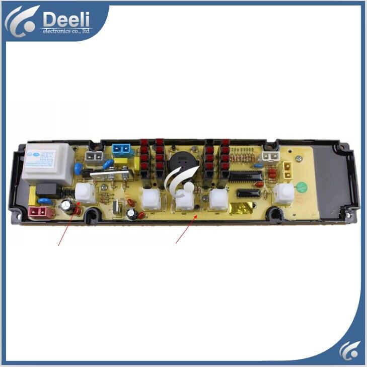 98% new Original good working for Hisense washing machine board XQB55-8051A motherboard on sale
