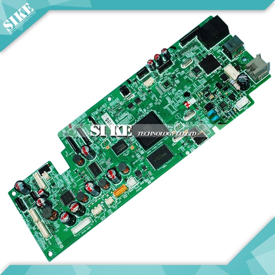 ФОТО Logic Main Board For Canon MX870 MX876 MX 870 876 Formatter Board Mainboard QM3-7696