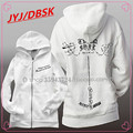 k pop JYJ/DBSK KPOP sweatshirt JYJ defender clothing / clothing defender Kim / Kim tattoo sweatshirt  k-pop product Hoodies
