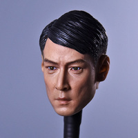 New 1/6 Scale Daniel Wu Head Sculpt Short Hair Version Overheard Joe Szema Headplay for 12inch action figure toy