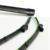 1 par veículo limpador de borracha macia lâmina auto frameless windshield windscreen wiper blades para vw volkswagen crafter 2006-2016