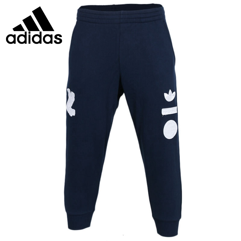 Original New Arrival 2018 Adidas Originals 3/4 Pt AC Men's Shorts Sportswear цены онлайн