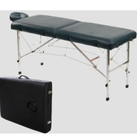 84 Portable Foldable Aluminum Massage Table SPA Bed with Carry Case