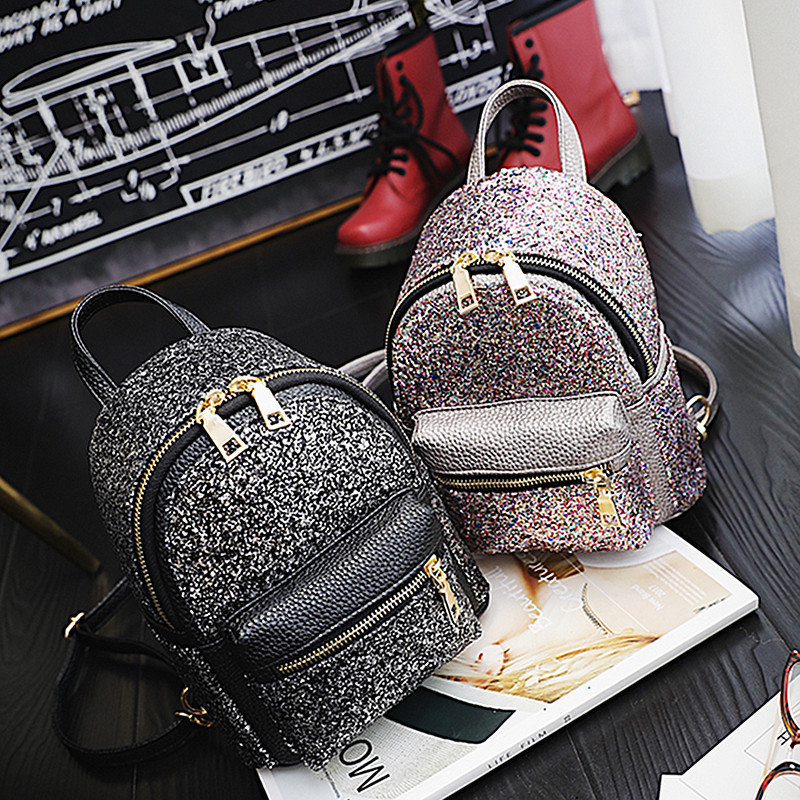 2018 Womens Leather Backpack children backpacks mini backpack women back pack backpacks for teenage girls New Style