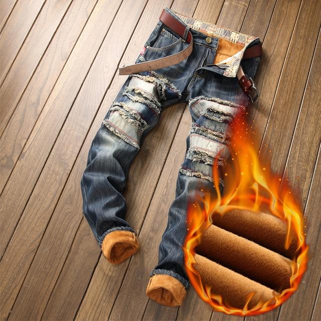 Designer Fashion Streetwear Jeans 6