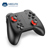 MOCUTE Bluetooth Game Controller CSY 053 Bracket Gamepad Wireless Rechargeable Joystick For Smart Phone PC Tablet