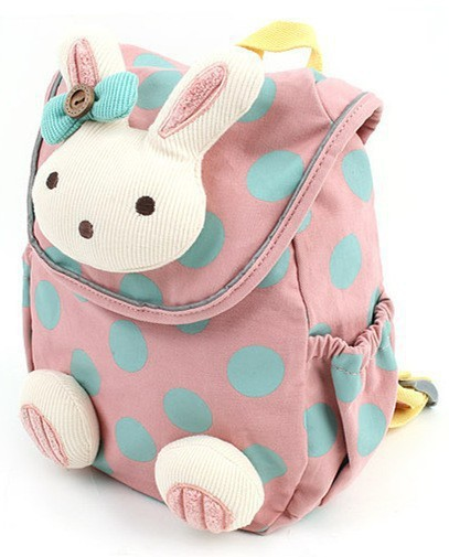 2014-New-Baby-Safety-Harness-Anti-lost-Backpack-Strap-Keeper-School-Bag-Kids-Backpack-Rabbit-Design (1)