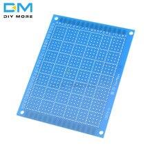 Односторонний Прототип PCB Луженая универсальная макетная плата 7*9 7x9 7x9 см 70 мм x 90 мм 70x90 FR4 макетная плата для хлеба