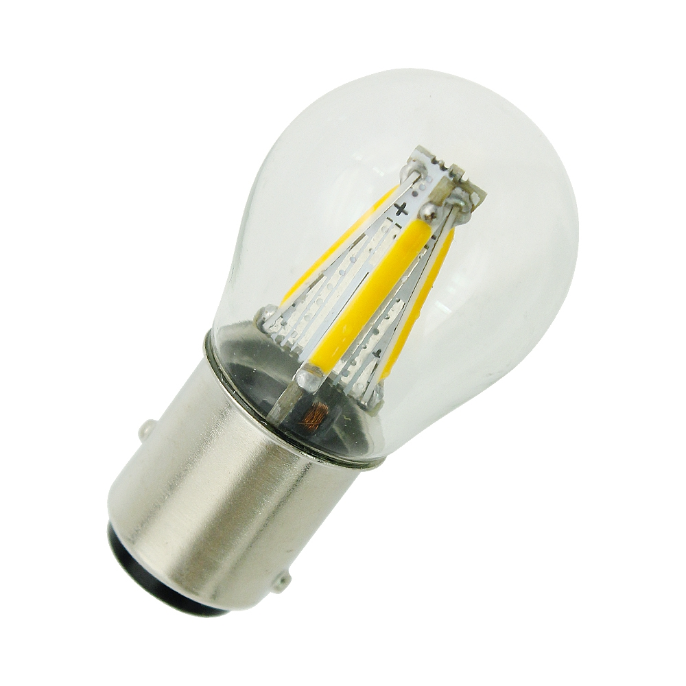 HTB1K0pvMbvpK1RjSZPiq6zmwXXaU 1pcs 1156 P21W BA15S 1157 BAY15D COB LED Filament Chip Car Brake Lights Auto Reverse Bulb Parking Lamp 12V Red White Yellow