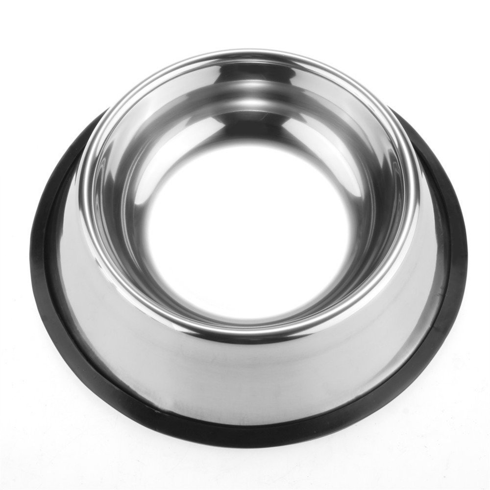 Pet Dog Cat Bowl Puppy Kitten Stainless s