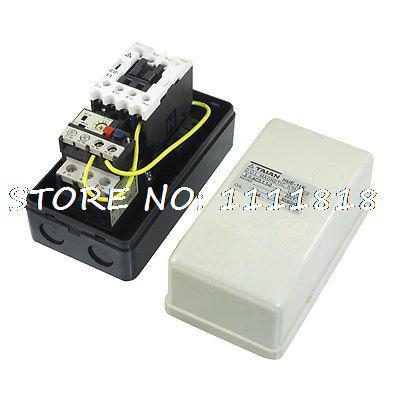 A75 30 Ac Contactor 3pole1no 1nc Magnetic Contactor Top Of
