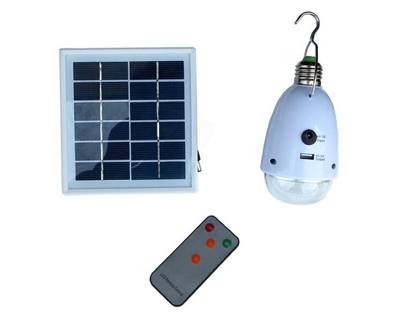 Mulitifunction Remote Solar Led Solar Camping Lamp